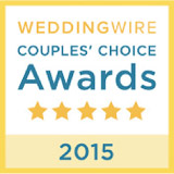WeddingWire Couples' Choice Awards 2015
